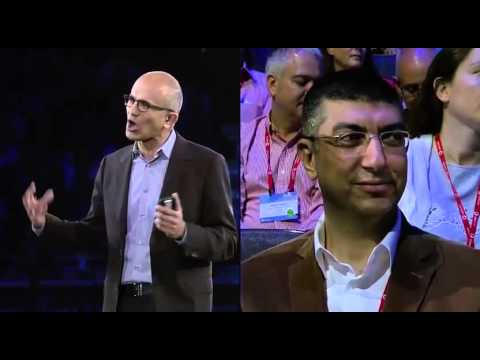 Nadella Thanks ITWORX Education for its Work in Transforming Education Worldwide