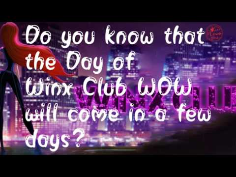 Winx Club W.O.W:IS COMMING THIS FRIDAY😍