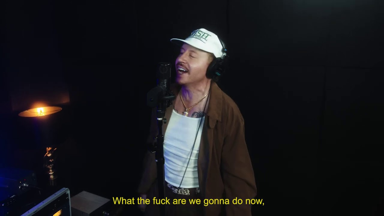 Macklemore - Trump's Over Freestyle [VIDEO]