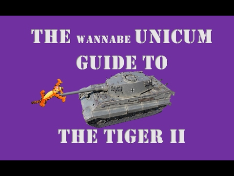 The Wannabe Unicum Guide to the Tiger II