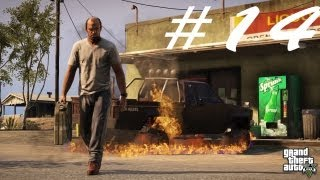 Grand Theft Auto V GTA 5 Lets Play #14 (No Commentary)