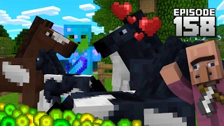 Let's Play Minecraft PE - Ep.158 : XP/Horse Murder/WITHER ARMOR!