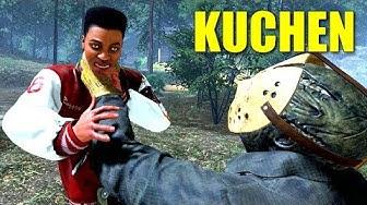 JASON braucht seinen KUCHEN?! - Friday the 13th The Game