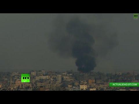 Transmisión desde la Franja de Gaza (29.07.14)