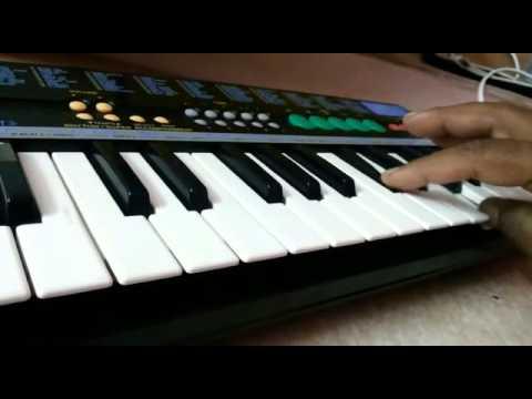 Tum dil ki dhadkan mein piano by jalay