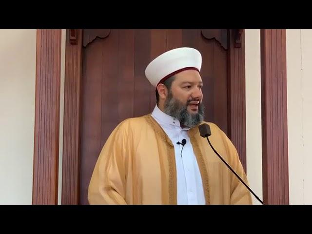 خطبة الجمعة من مسجد السلام في سيدني | بيان أن مجرد الاستغاثة بغير الله ليس شركاً | 12-02-2021