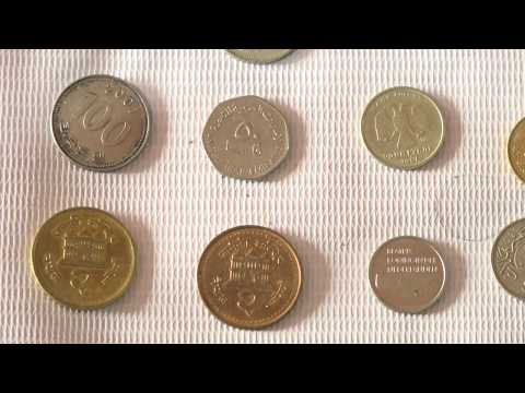 Biggest Coin collection for Indian book of record by mayur jadhav