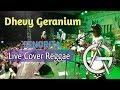 Dhevy Geranium - Senorita live cover - Afandi Geranium DRUMCAM