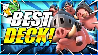 THIS IS THE #1 BEST CARD AFTER UPDATE IN CLASH ROYALE!! (IT'S BROKEN!) 😱