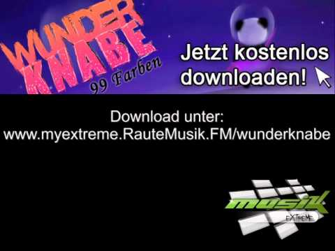 Wunderknabe | 99 Farben | Interview | Download