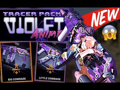 New Tracer Pack Violet Anime Bundle Black Ops Cold War Youtube Adrian armas, andrea cirie, armand anthony and others. new tracer pack violet anime bundle black ops cold war