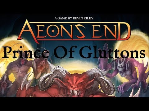 Aeons End Prince Of Gluttons: Episode 5 |