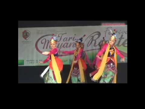Tari Mayang Rontek - SMAN 1 Puri Kabupaten Mojokerto