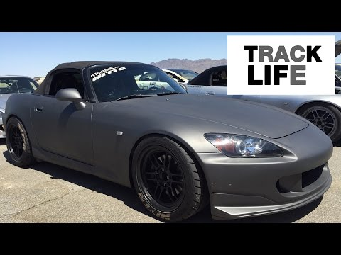 Race Tires Versus Street Tires - Nitto - Track Life Episode 6
