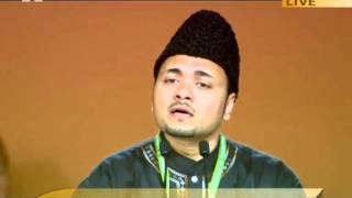 Urdu Nazm: Hamdo Sana Ussi Ko Ja Zaat Jawedaani, Jalsa Salana UK 2011