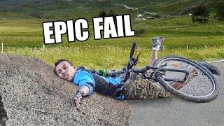 EPIC FAIL - Симулятор Велосипеда