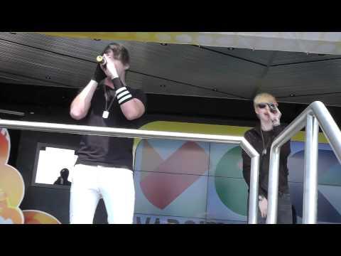 Varsity Fanclub Love Like This Live @ Toggo Tour 21.05.2011