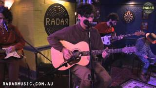 Last Dinosaurs Live at Radar - Andy