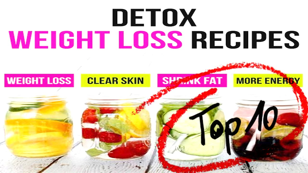 Best Detox Drink For Weight Loss