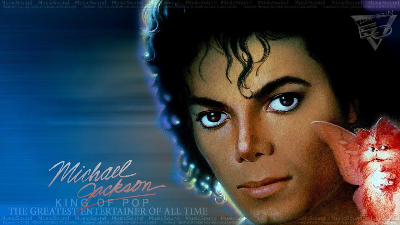 Michael Jackson Another Part Of Me Captain Eo Remix