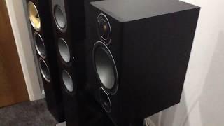 marantz PM5005/CD5005 & Monitor Audio Bronze 2  - Ortons AudioVisual