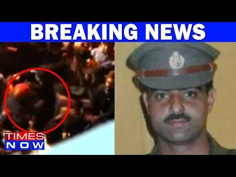 Mob Going Berserk, Ends Up Lynching DSP Mohammed Ayub Pandith In Nowhatta, J&K