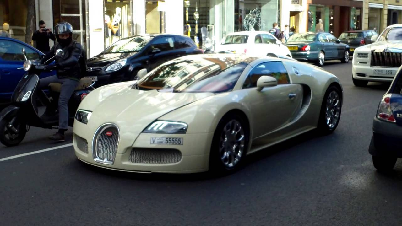 The start of the London-Arab supercar invasion 2014 {1st Vid}