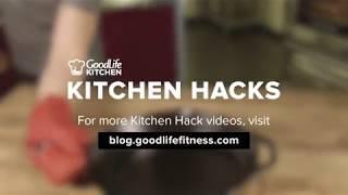 GoodLife Kitchen Hack: How to season a cast-iron skillet