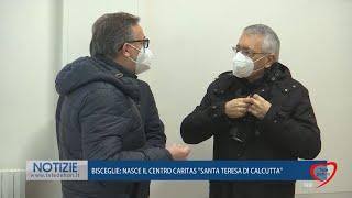 """BISCEGLIE: NASCE IL CENTRO CARITAS SANTA """"TERESA DI CALCUTTA"""""""