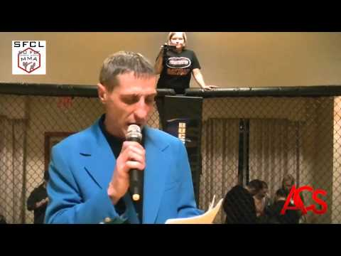 ACSLIVE.TV Presents So Fly Combat League Jake LaBean Vs Alan Harris