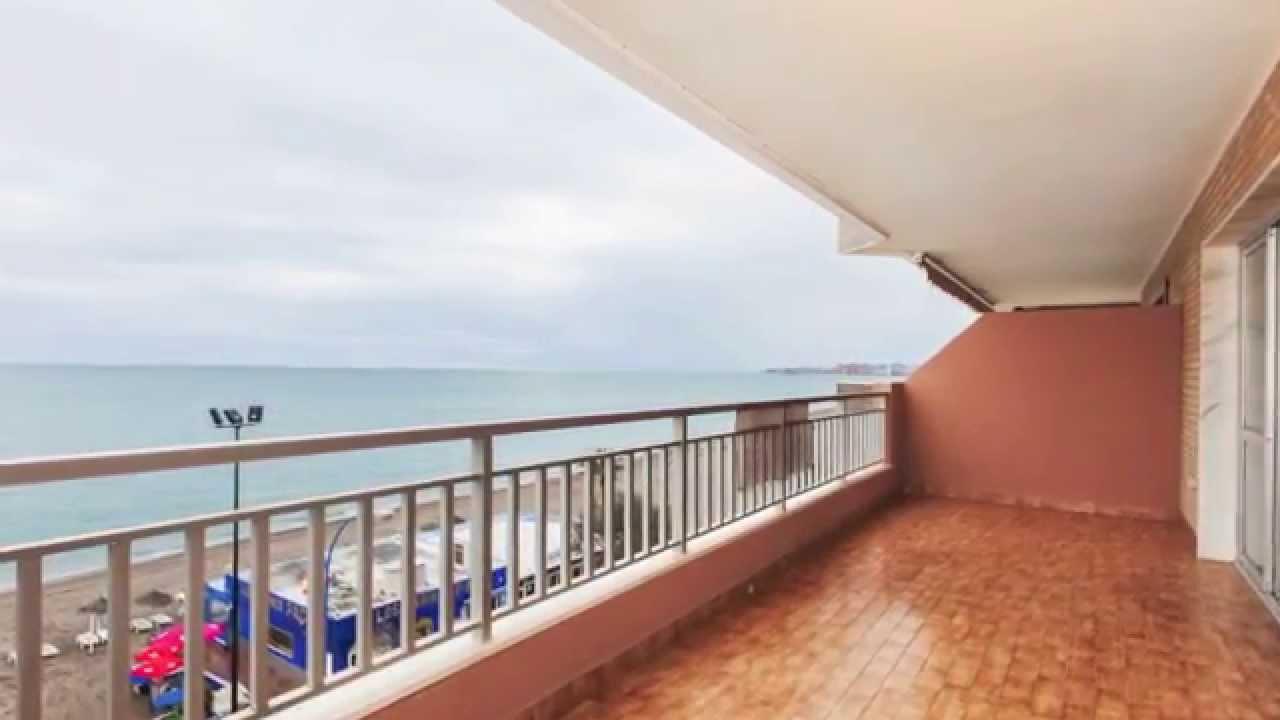 Beachfront 3 Bedroom Apartment for sale in Fuengirola ...