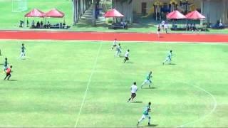 Brent International School vs. Green Archers (UFL) Second half, Part 1