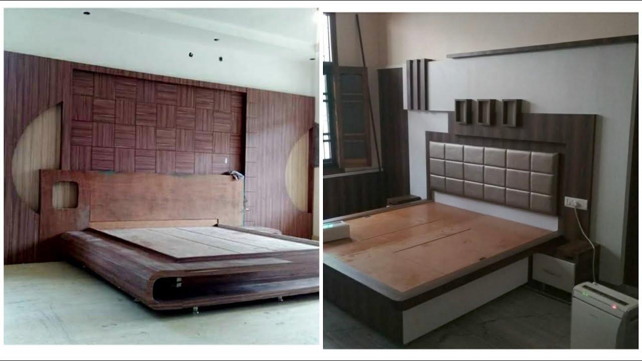 Master bedroom design images in punjab (India)##by woodworkingidea ...