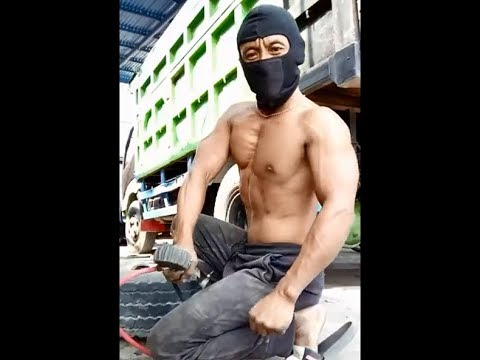 Bodybuilding Tanning Muscle And Repair The Truck