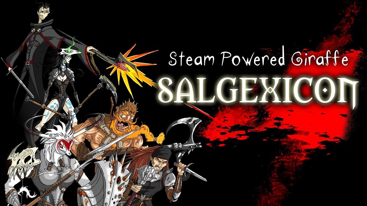 Steam Powered Giraffe Salgexicon Youtube