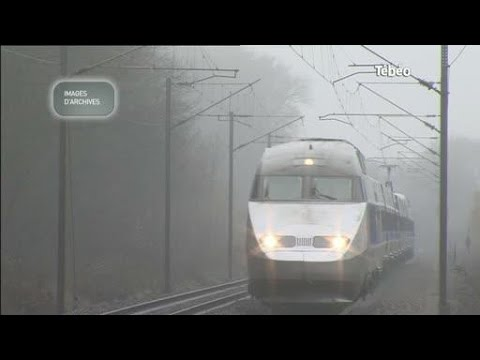 Finistère-Paris : Le nouveau TGV Atlantique prévu pour 2017