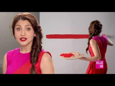 ELLE 18 Color Pops Matte Lipstick - Telugu