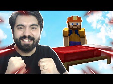 1 SAAT BED WARS 3 !!! Minecraft