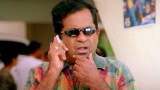 ali paints brahmanandam picture comedy scene super movie nagarjuna ayesha takia anushka