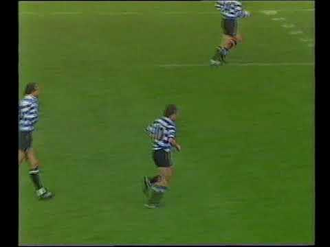 Transvaal Vs Western Province Lion Cup Rugby Highlights 1989