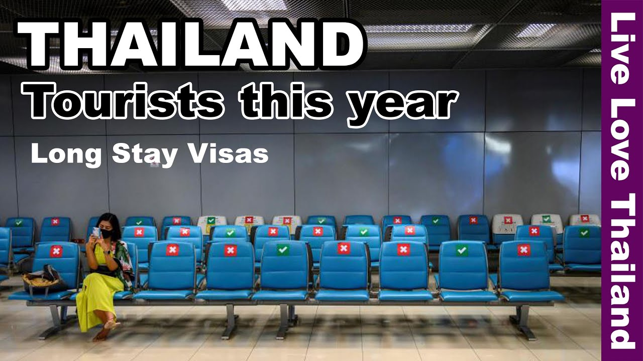Thailand Tourists this year  | October Visa Rules | Latest updates #livelovethailand