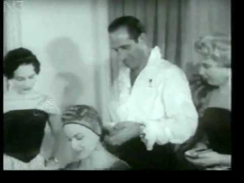 Die Starlets  Siebenmal in der Woche  1957