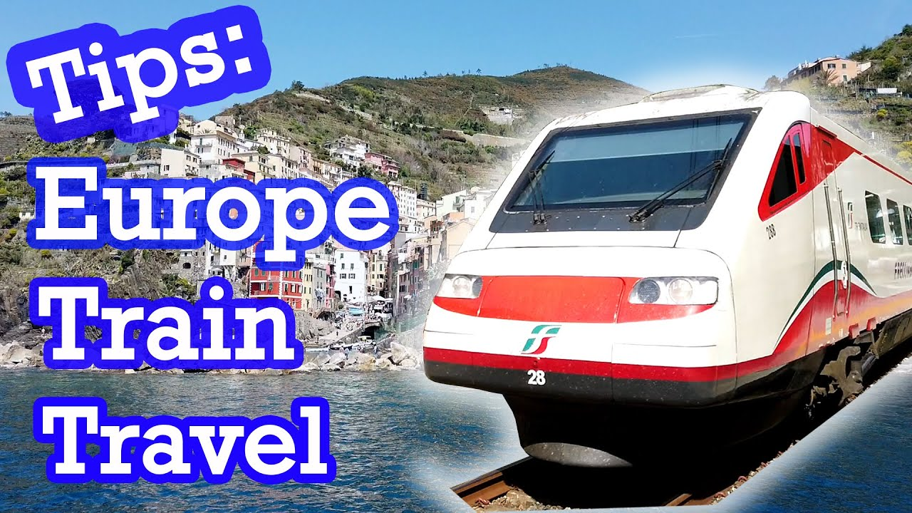 Europe train travel tips & essentials | En Route through Italy and France