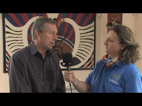 Robert Green Interview. Wordl March Base Team