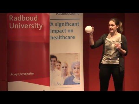 Anne Neerincx - Winner of Radboud Talks 2016 Jury Prize