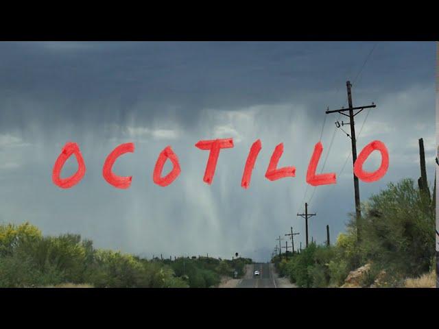 Loma - Ocotillo [LYRIC VIDEO]