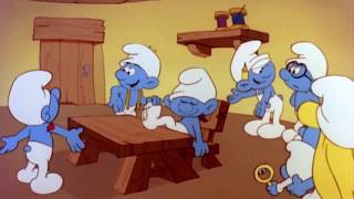 Clumsy Luck • Full Episode • The Smurfs