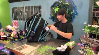 Reckless Skate Backpack Review At Medusa Skates