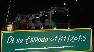 Carga excedente e acidentes de trânsito | Pé na Estrada 01/11/2015