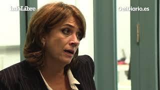 Dolores Delgado, sobre recurrir a la sentencia de Trapero: